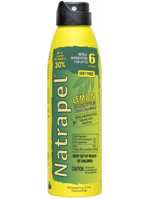 Natrapel® Lemon Eucalyptus 6 oz Continuous Spray